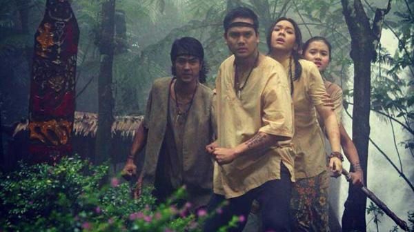 Kisah Suku Asing di Film Danum Baputi