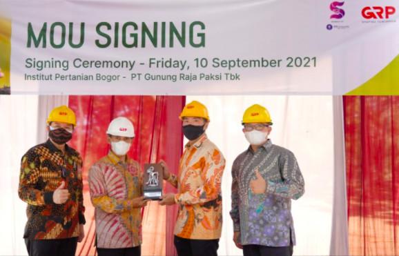 GRP Gandeng Komunitas IPB University