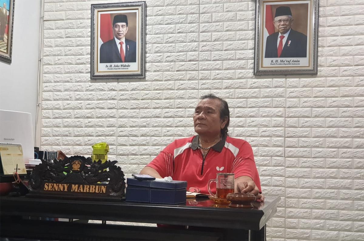 Pujian Ketua NPC Serta Atlet untuk Presiden Jokowi dan Menpora Amali