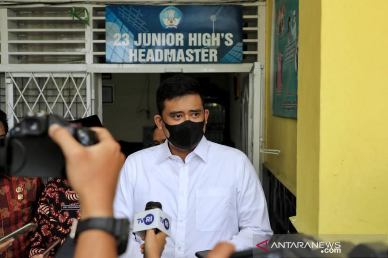Bobby Nasution Ungkap Jumlah Stok Vaksin Covid-19 di Kota Medan