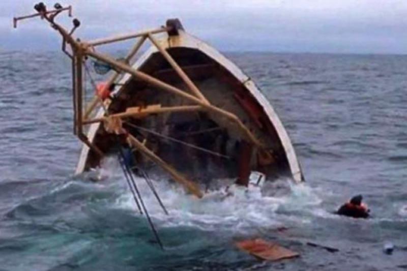 Detik-Detik Kapal Tenggelam di Nusakambangan, Menegangkan