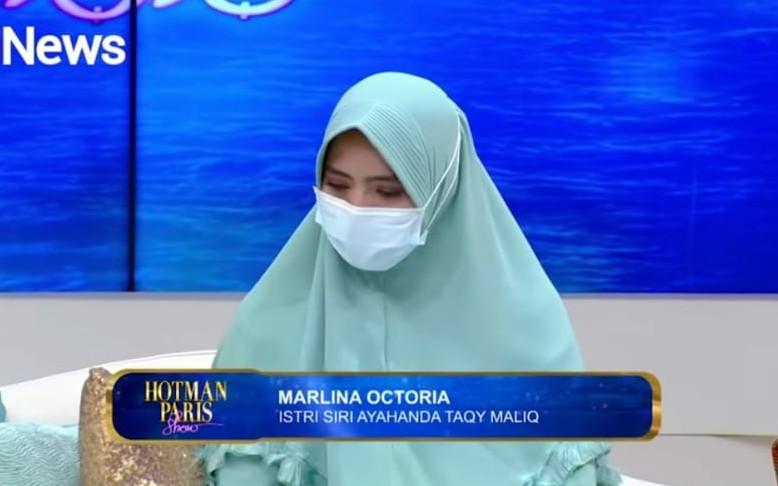 Sebelum Begituan dari Belakang, Marlina Mengaku Diceramahi Ayah Taqy Malik