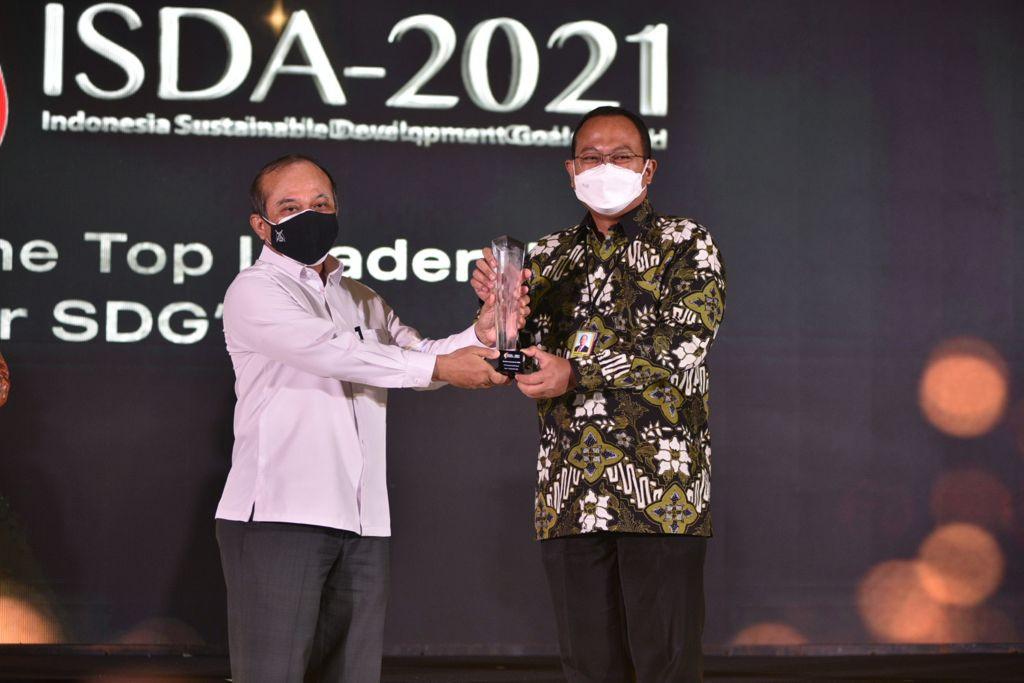 Pertamina Borong Penghargaan di ISDA 2021, Menko Muhadjir Ucapkan Selamat