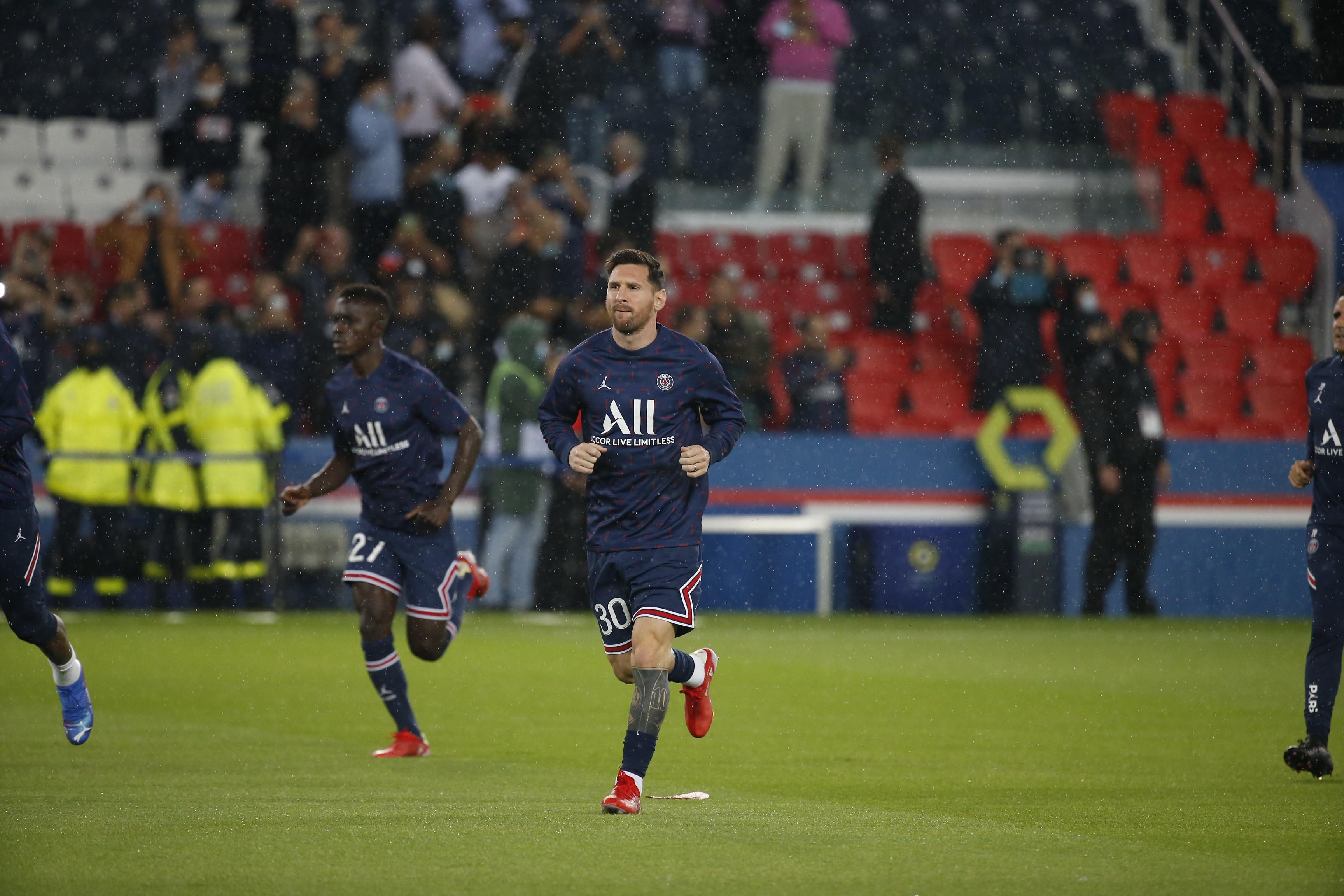 Marah-Marah ke Mauricio Pochettino Saat Diganti, Lionel Messi Ternyata Cedera?