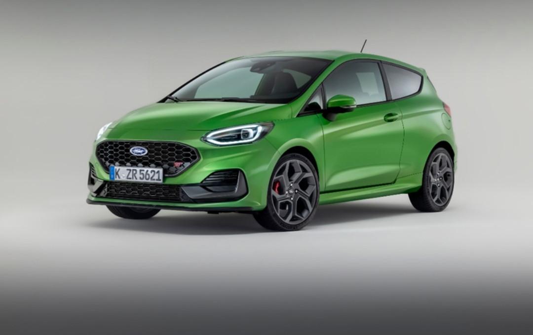 Ford Fiesta 2021 Mengaspal, Mesin Diklaim Lebih Agresif