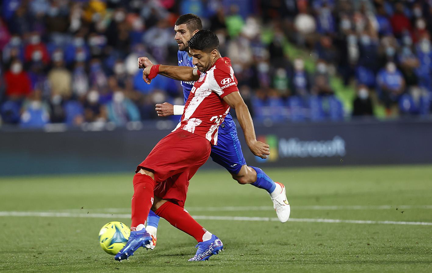 Getafe vs Atletico Madrid: Luis Suarez Moncer, Los Rojiblancos Spesialis Menit Akhir