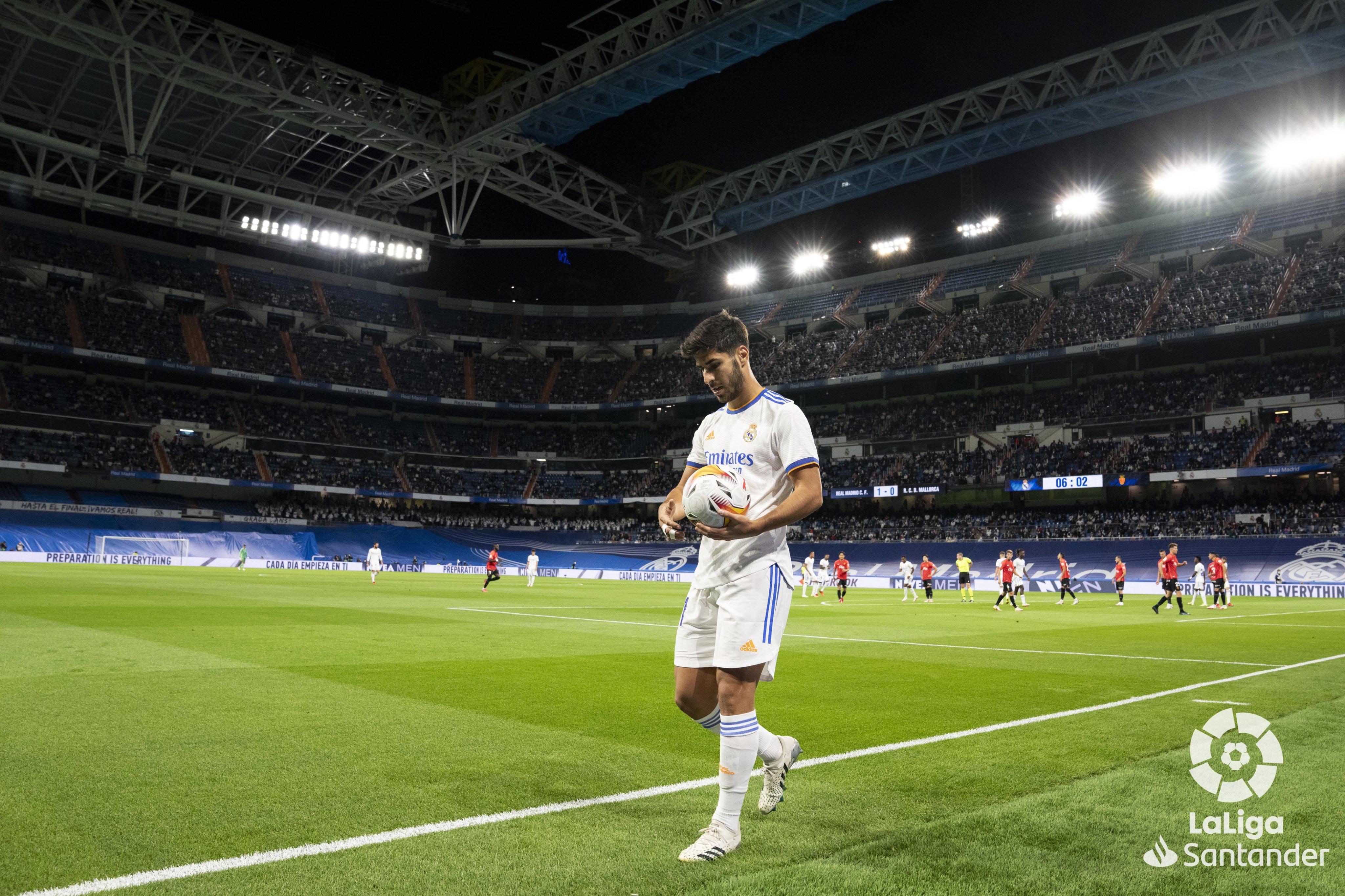 Hattrick Marco Asensio Bawa Madrid Gusur Atletico di Puncak Klasemen La Liga