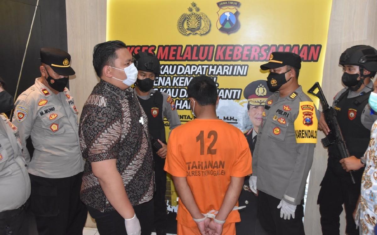 34 Santriwati Jadi Korban Kebejatan Ustaz SMT di Trenggalek, Begini Modusnya
