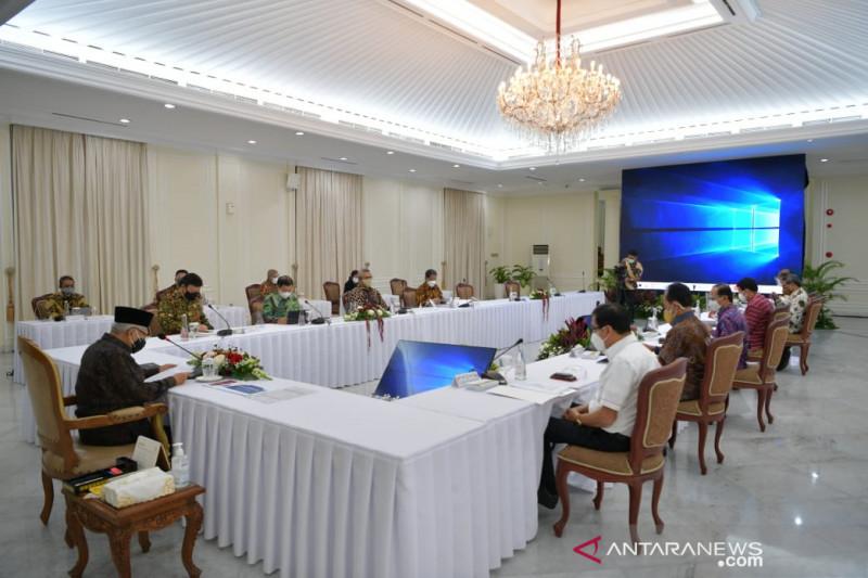 Wapres Ma'ruf Amin: Jangan Sampai Revisi UU ASN Melemahkan Reformasi Birokrasi