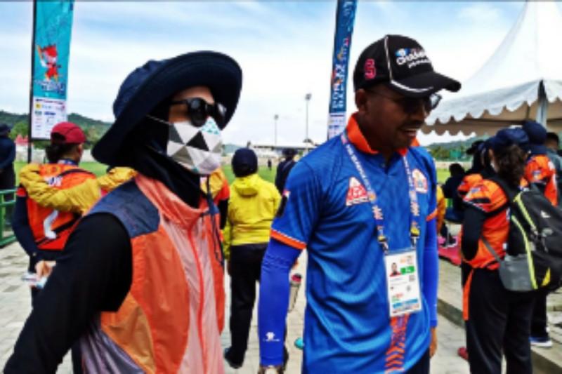 Tim Kriket Putra dan Putri DKI Jakarta Kompak Segel Tiket Semifinal Pon Papua