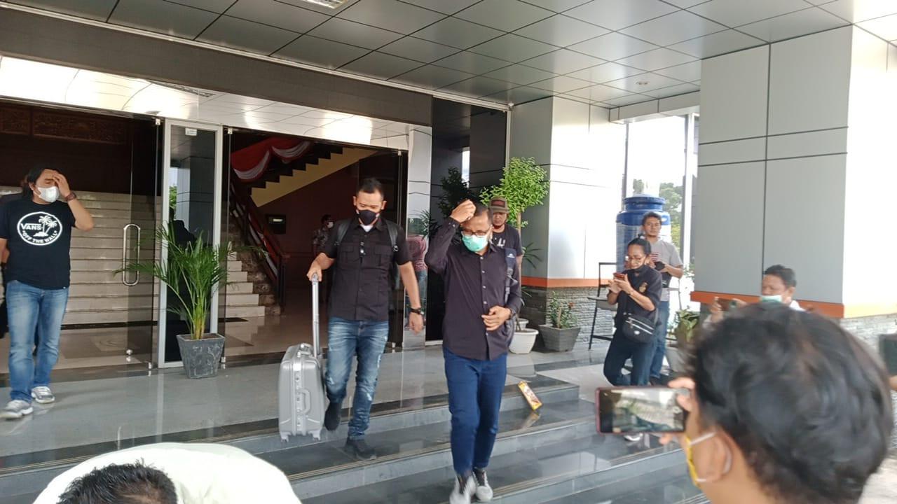 Usut Dugaan Korupsi Proyek Dinas PUPR, KPK Geledah Kantor DPRD Muara Enim