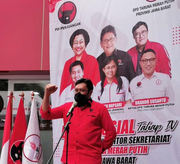 TMP Gelar Bakti Sosial dan Resmikan Kantor DPD TMP Jawa Barat