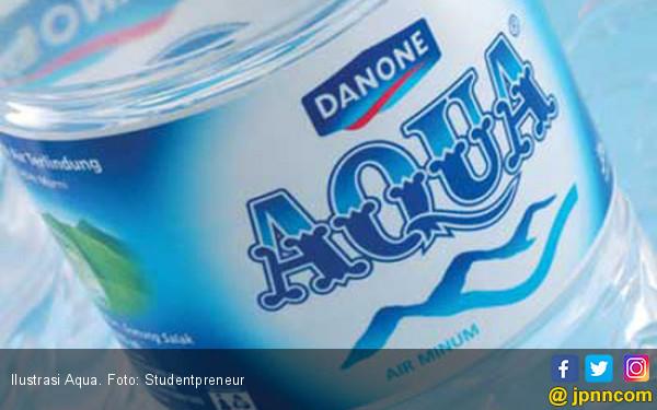 Distributor Aqua: Degradasi Toko Bergantung Raihan Target