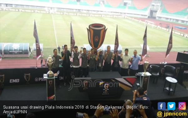Jawa Pos TV Tayangkan Piala Indonesia 2018 - JPNN.com