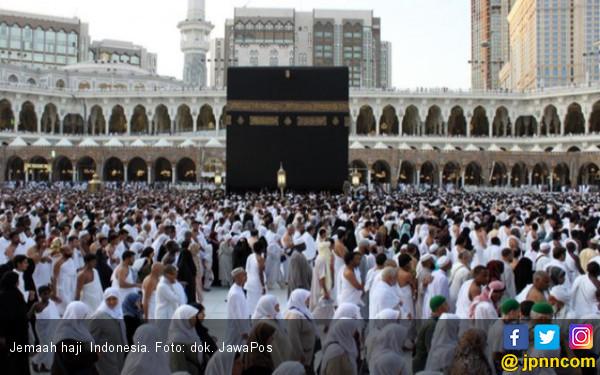 Daftar Nama 15 Jemaah Calon Haji asal Indonesia Meninggal Dunia - JPNN.com