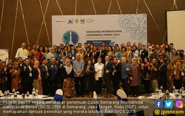 SICS 2019 Gerbang bagi Peneliti Indonesia Perluas Dampak Penelitian