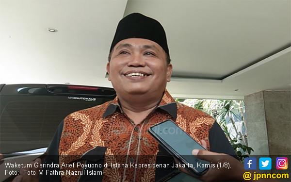 Arief Poyuono Nilai Pemerintah Sudah Gagal, TNI-Polri Harus Ambil Alih
