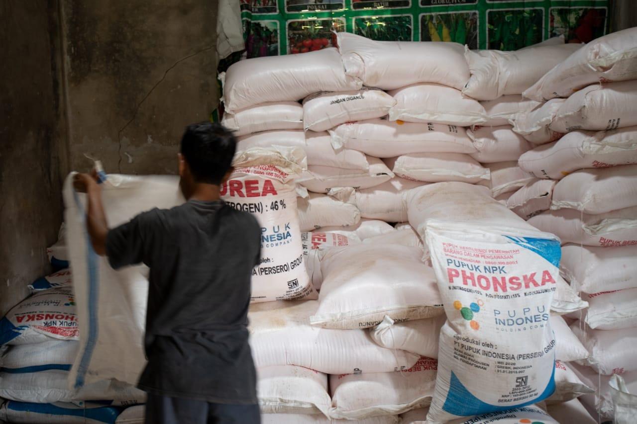 Hindari Penyelewengan, Pusri Palembang Salurkan Pupuk Subsidi Sesuai e-RDKK