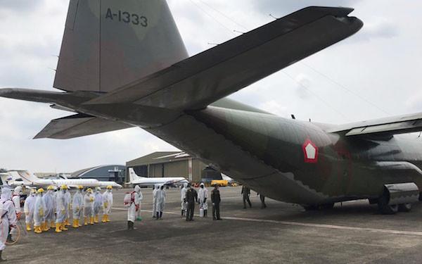 Indonesia Kirim Bantuan Alkes Senilai Rp 2,9 M ke Myanmar