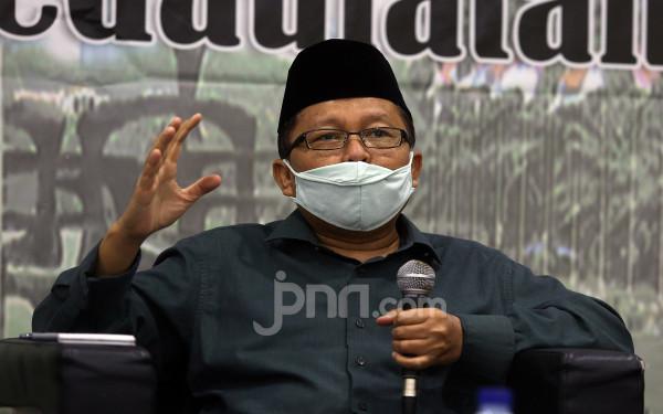 Arsul Sentil Kejagung soal Disparitas Tuntutan Habib Rizieq dengan Petinggi Sunda Empire