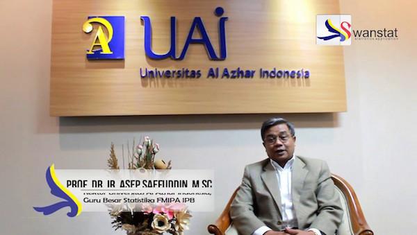 Rektor Universitas Al Azhar Indonesia: Sarjana Terapan jadi Jawaban Revolusi Industri 4.0