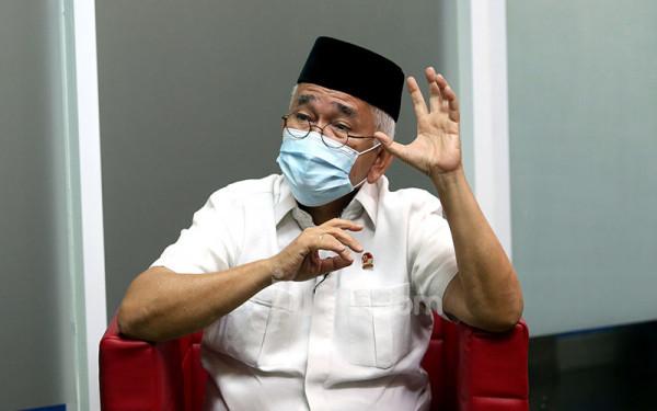 Ruhut Sitompul: Pidatonya Aku Dengar Menjatuhkan Pak Jokowi, Sampai Jatuh
