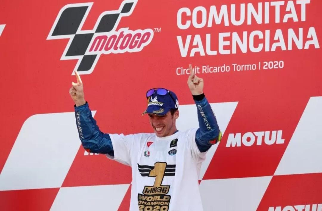 13 Fakta Joan Mir Sang Juara Dunia MotoGP 2020