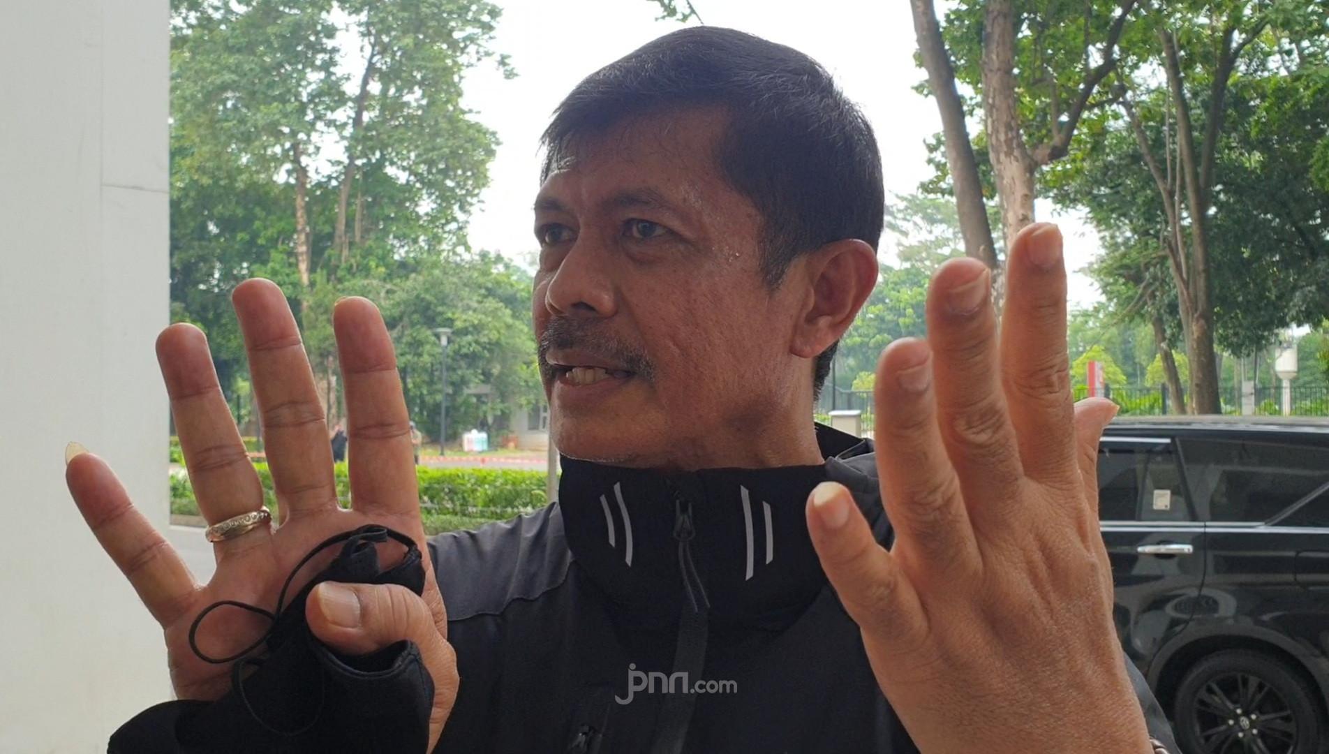 Kata Indra Sjafri Soal Pemain Keturunan Belanda Paling Banyak Dijajal Timnas Indonesia U-19
