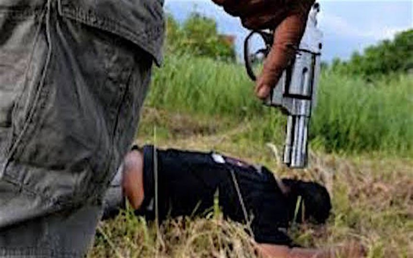 Atanius Tewas Ditembak, Sedangkan Manus Selamat Setelah Berpura-pura Mati