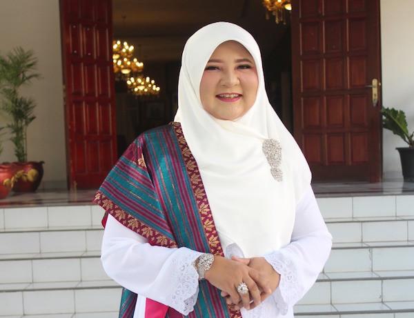 Mahyeldi-Audy Resmi Pimpin Sumbar, Begini Harapan Nevi Zuairina - JPNN.com