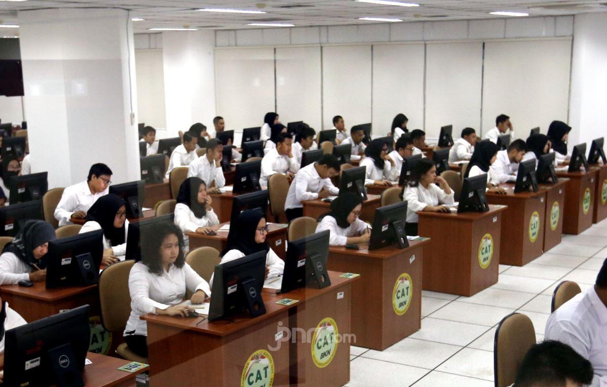 575 Ribu Formasi CPNS dan PPPK 2021 Berpotensi Kosong
