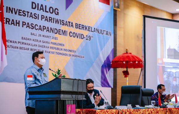 Wakil Ketua DPD RI: Indonesia Jadi Tujuan Terfavorit Bagi Wisatawan Mancanegara - JPNN.com