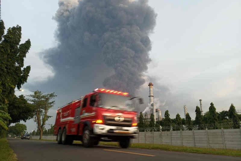 Soal Penanganan Korban Kebakaran Kilang Balong, Pusdalops PB: Pertamina Sangat Tanggap - JPNN.com