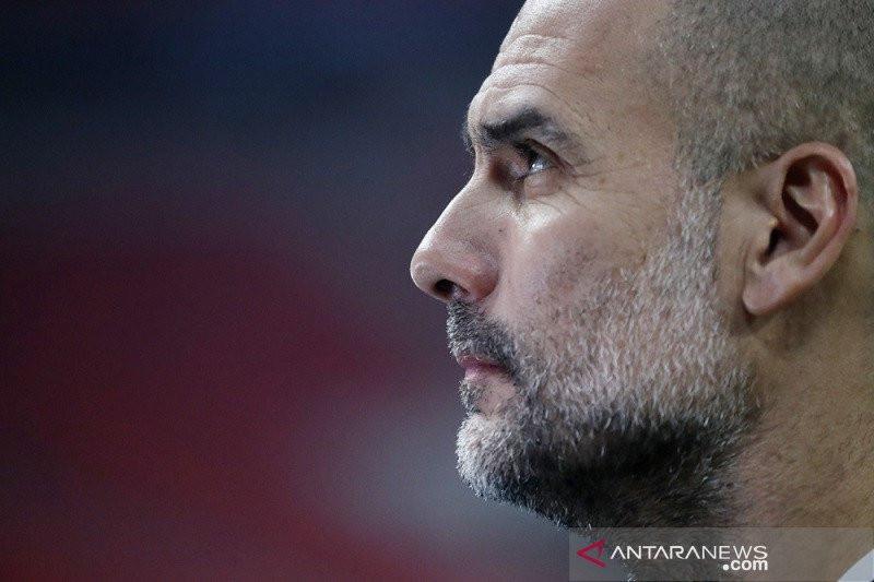 Aguero Hengkang dari City, Guardiola Bilang Begini - JPNN.com