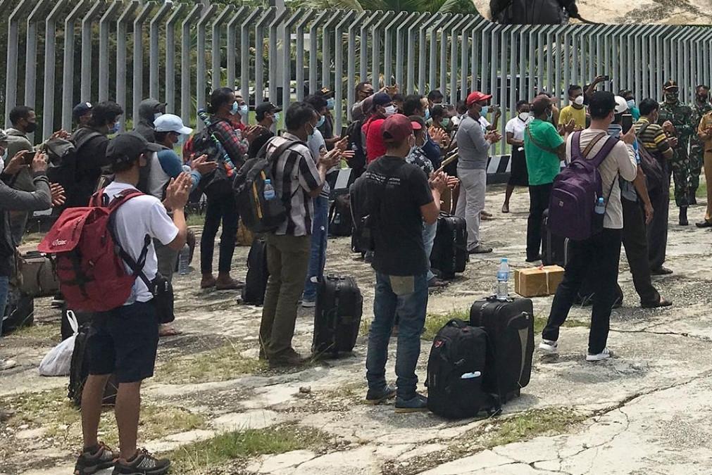 Bea Cukai Fasilitasi Kegiatan Repatriasi di Perbatasan Papua dan Kalimantan - JPNN.com