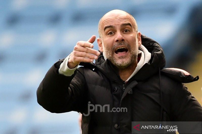 City Dipecundangi, Guardiola tak Menyesali Keputusannya - JPNN.com