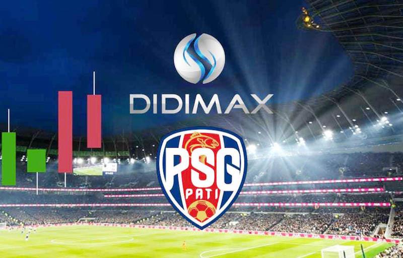 Tak Mau Kalah dari Raffi Ahmad, Didimax Berjangka Sponsori PSG Pati - JPNN.com