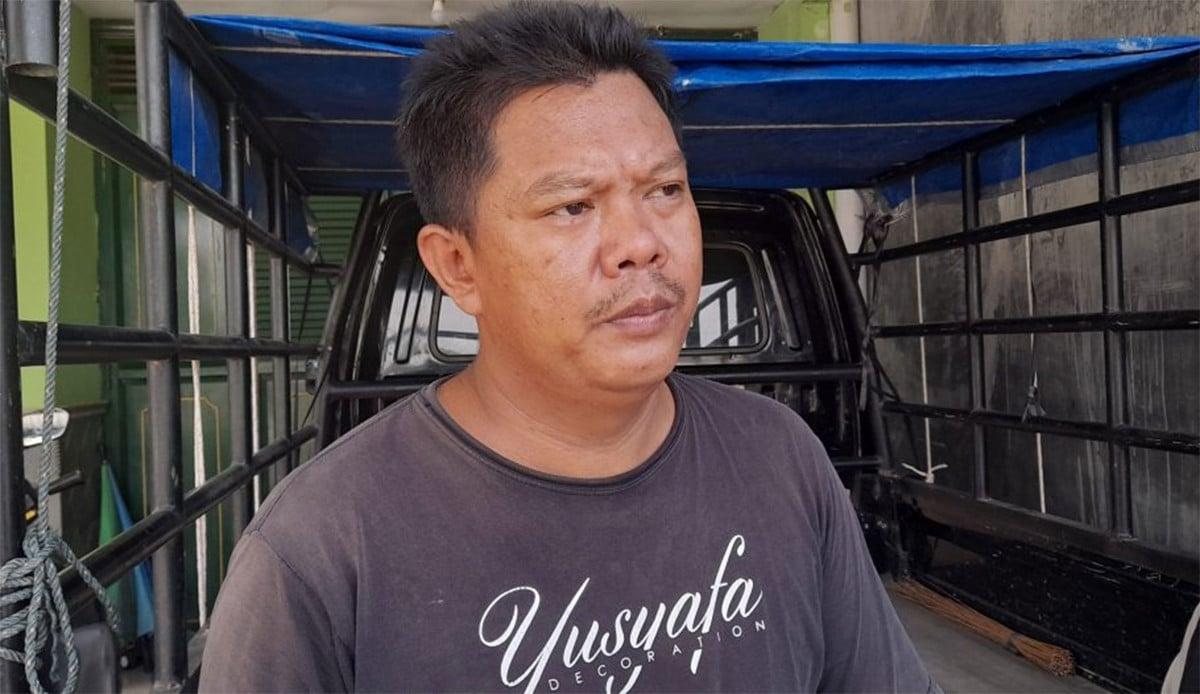 Ketua RT Ungkap Status Hubungan Pengirim Sate Beracun dengan Tomy