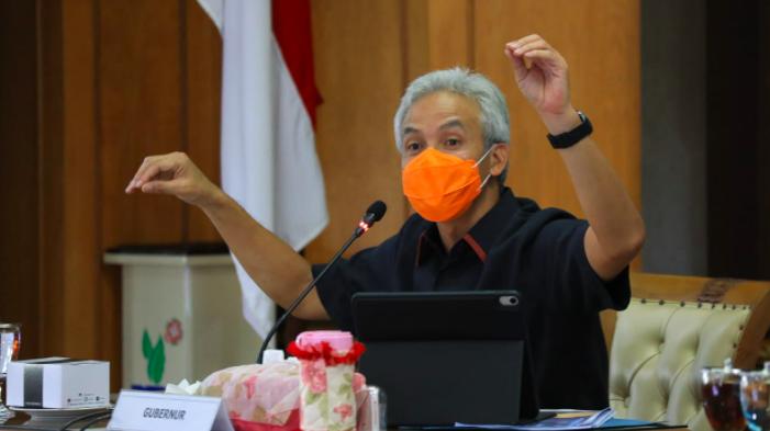 Masih Ada Lebaran Ketupat, Pak Ganjar Minta Kepala Daerah Bersiaga - JPNN.com