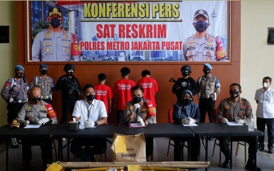 Inilah Penyebab Tawuran 2 Kelompok Remaja di Kemayoran, Ya Ampun - JPNN.com
