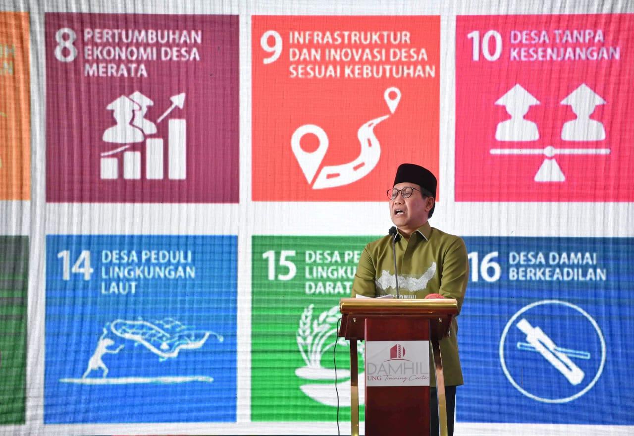 Melalui SDGs Desa, Gus Menteri Optimistis Pembangunan Lebih Terarah - JPNN.com