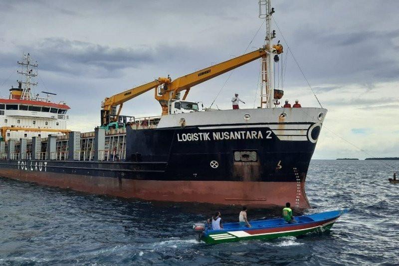 Kemenhub Sebut Tol Laut T-19 Sukses Atasi Masalah Distribusi Beras di Papua - JPNN.com