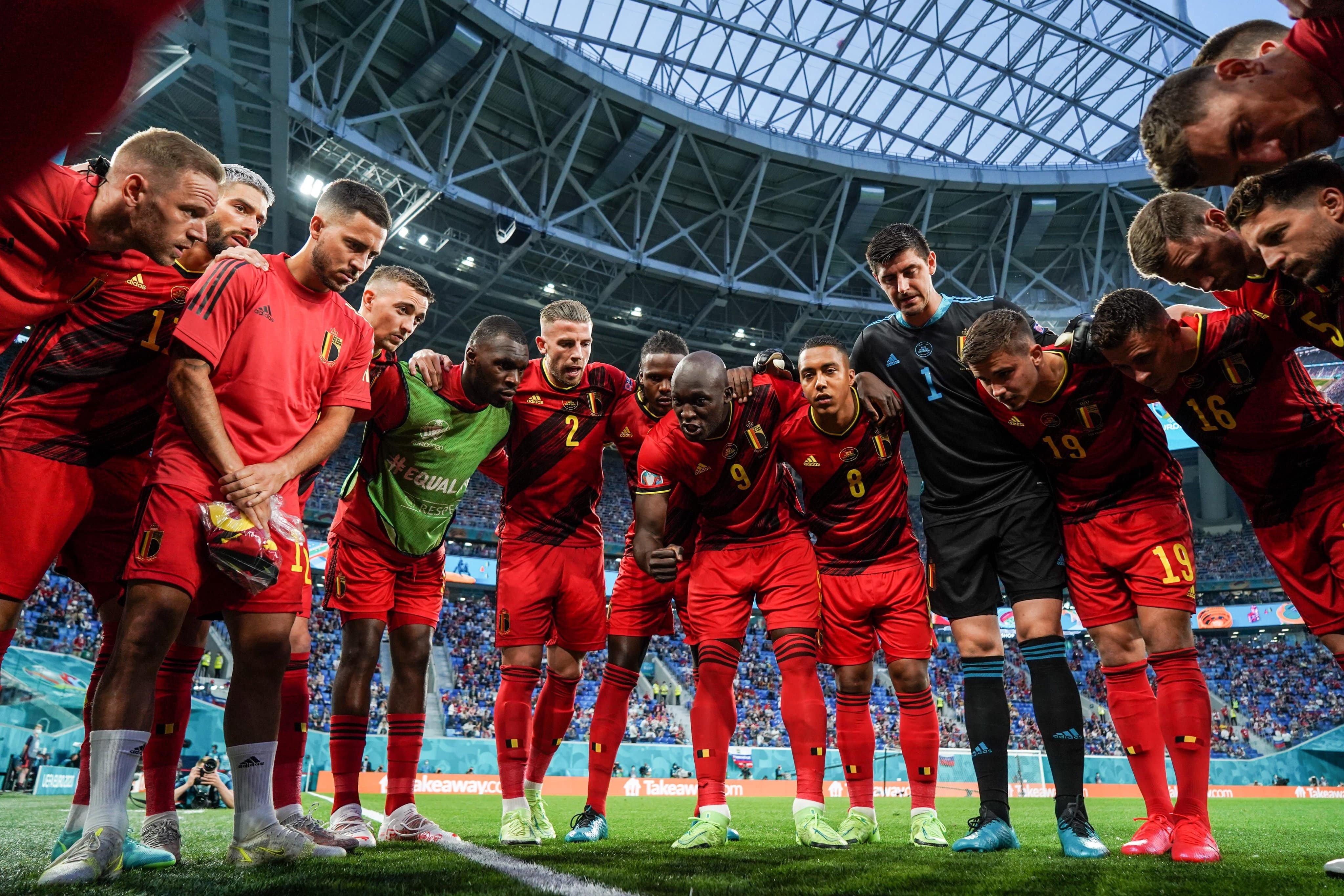 EURO 2020: Belgia Siap Beri Kekalahan Perdana Buat Italia