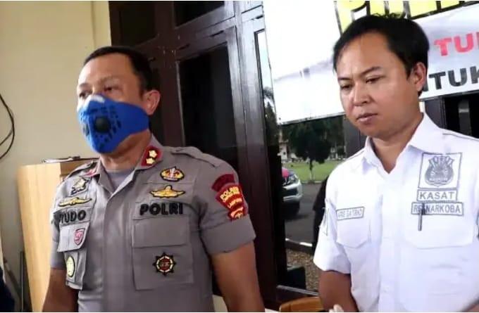 Penangkapan Bandar Sabu-Sabu di Bukit Kemuning Viral, Ini Pernyataan Kasat Narkoba - JPNN.com