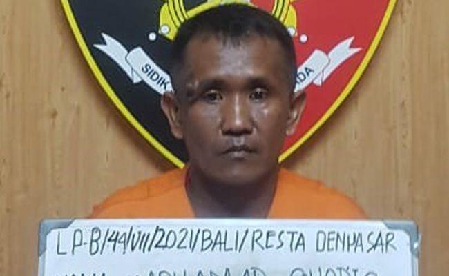 Gerak-gerik Shodiq Mencurigakan Sambil Bawa Tas Gendong, Sudah Beraksi di 3 Lokasi - JPNN.com
