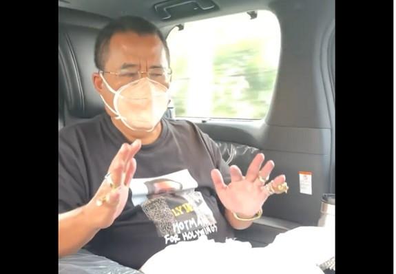 Hotman Paris Beri Saran Kepada Pak Jokowi, Mohon Disimak, Penting! - JPNN.com