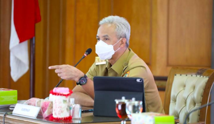 Kasus Covid-19 di Jateng Menurun, Tolong Warga Jangan Lengah