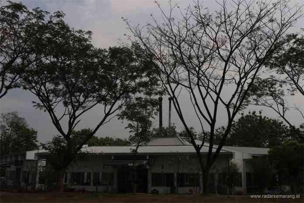 Penjaga Krematorium Semarang Melihat Sosok Putih Bermata Hitam, Tak Bisa Lari, Mulut Terkunci