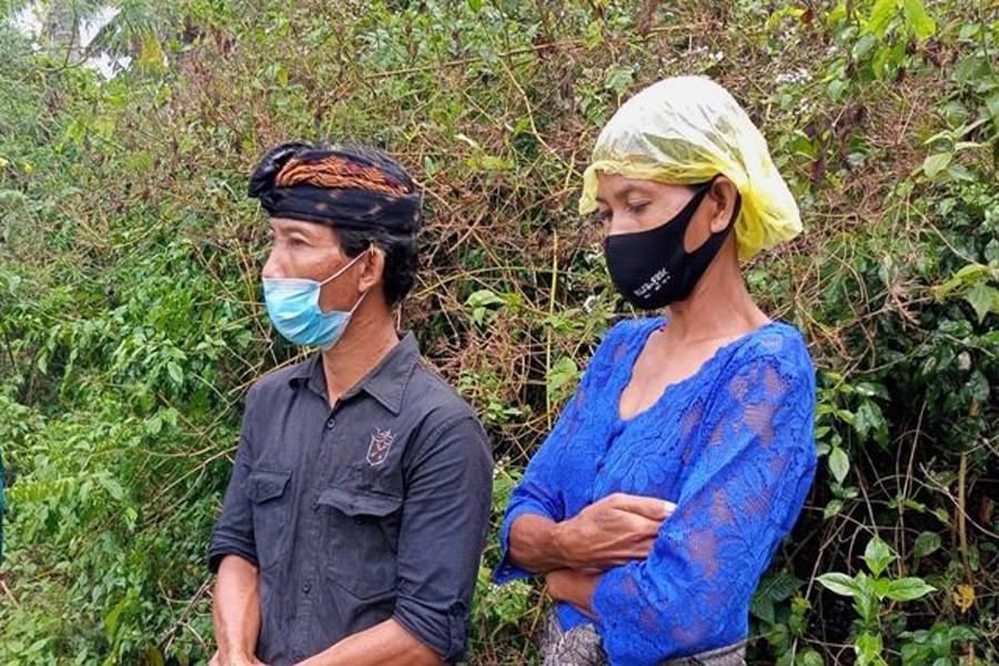 Pengacara Kicen Sebut Kliennya Jadi TSK Pelajar SD Mati Tidak Wajar di Karangasem - JPNN.com Bali