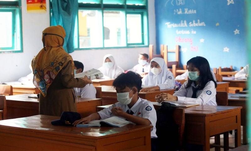 Respons Iqbal soal Asesmen PTM di DKI Jakarta yang Diserahkan Platform